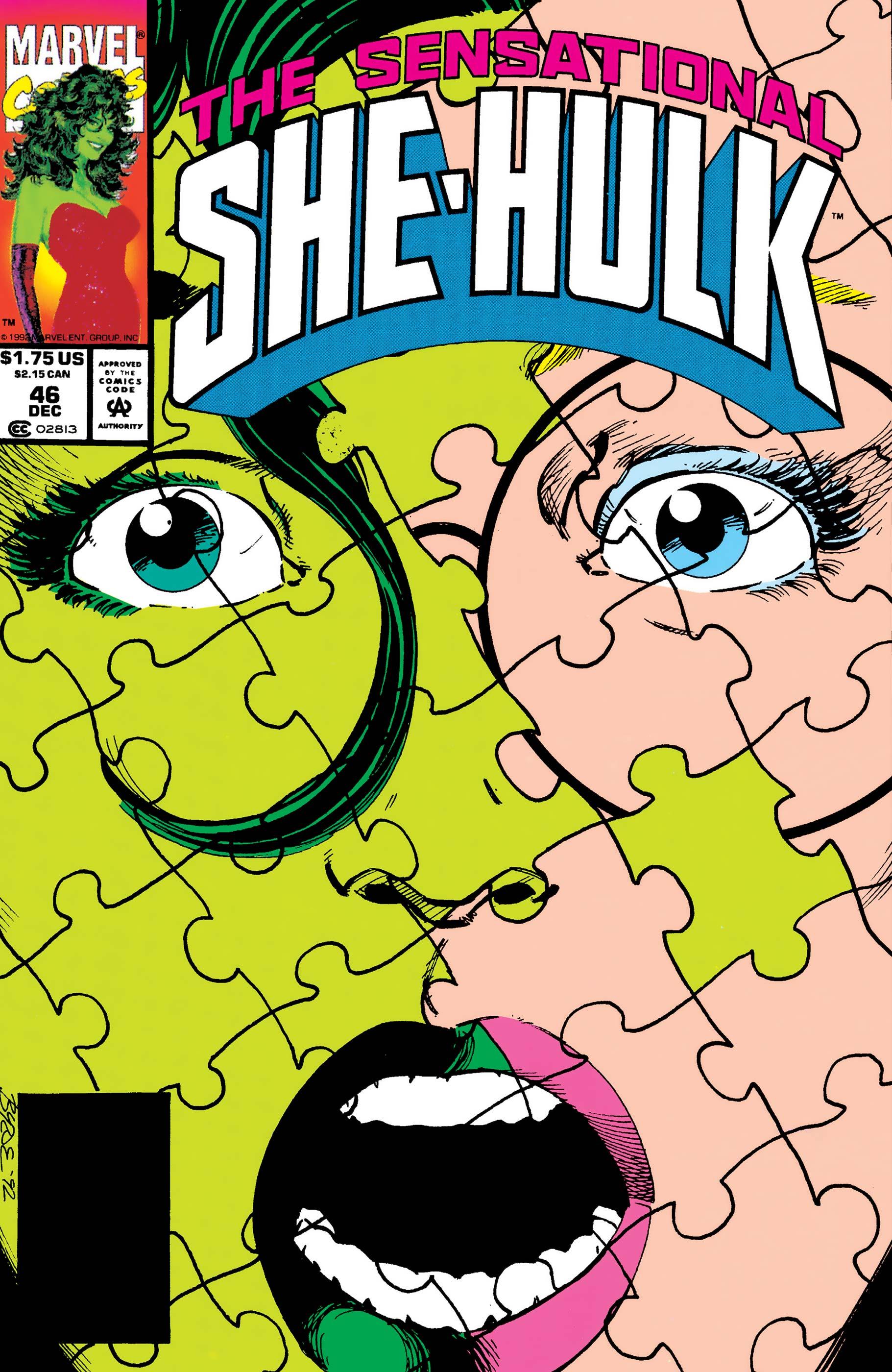 Sensational She-Hulk (1989) #46