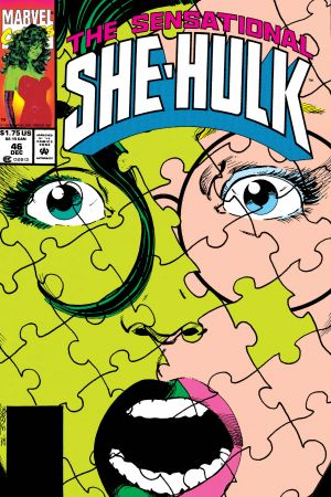 Sensational She-Hulk (1989) #46