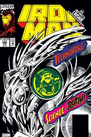 Iron Man (1968) #295