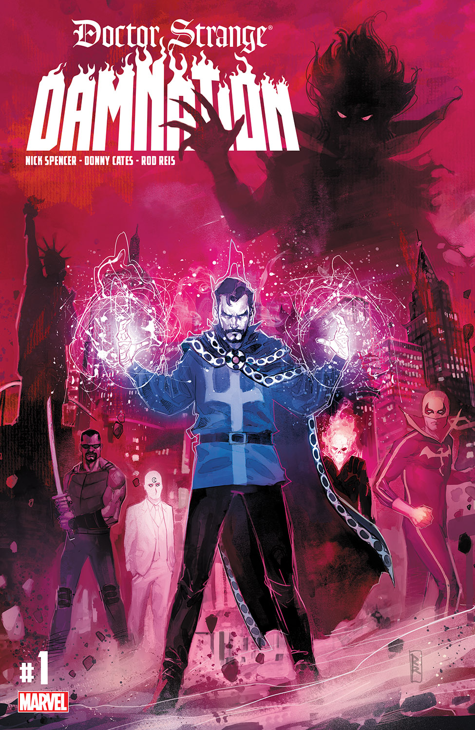 Doctor Strange: Damnation (2018) #1
