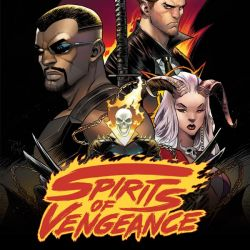 Spirits of Vengeance (2017)