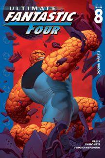 Ultimate Fantastic Four (2003) #8
