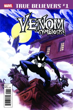 True Believers: Venom - Symbiosis (2018) #1