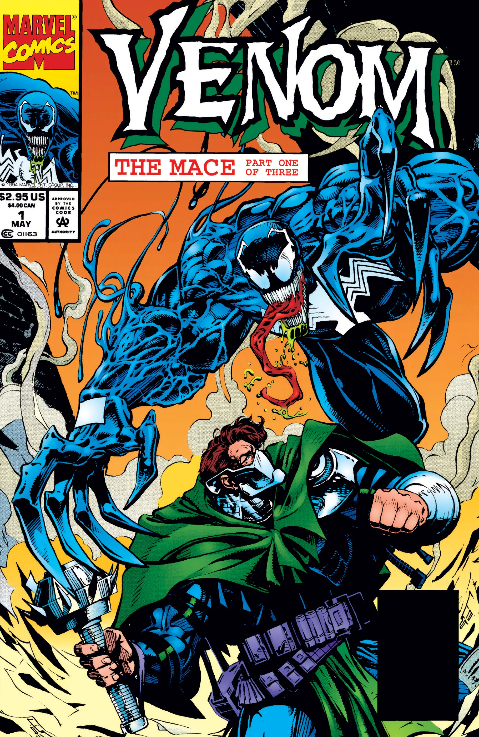 Venom: The Mace (1994) #1