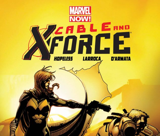 Cable and X-Force (2012) #5