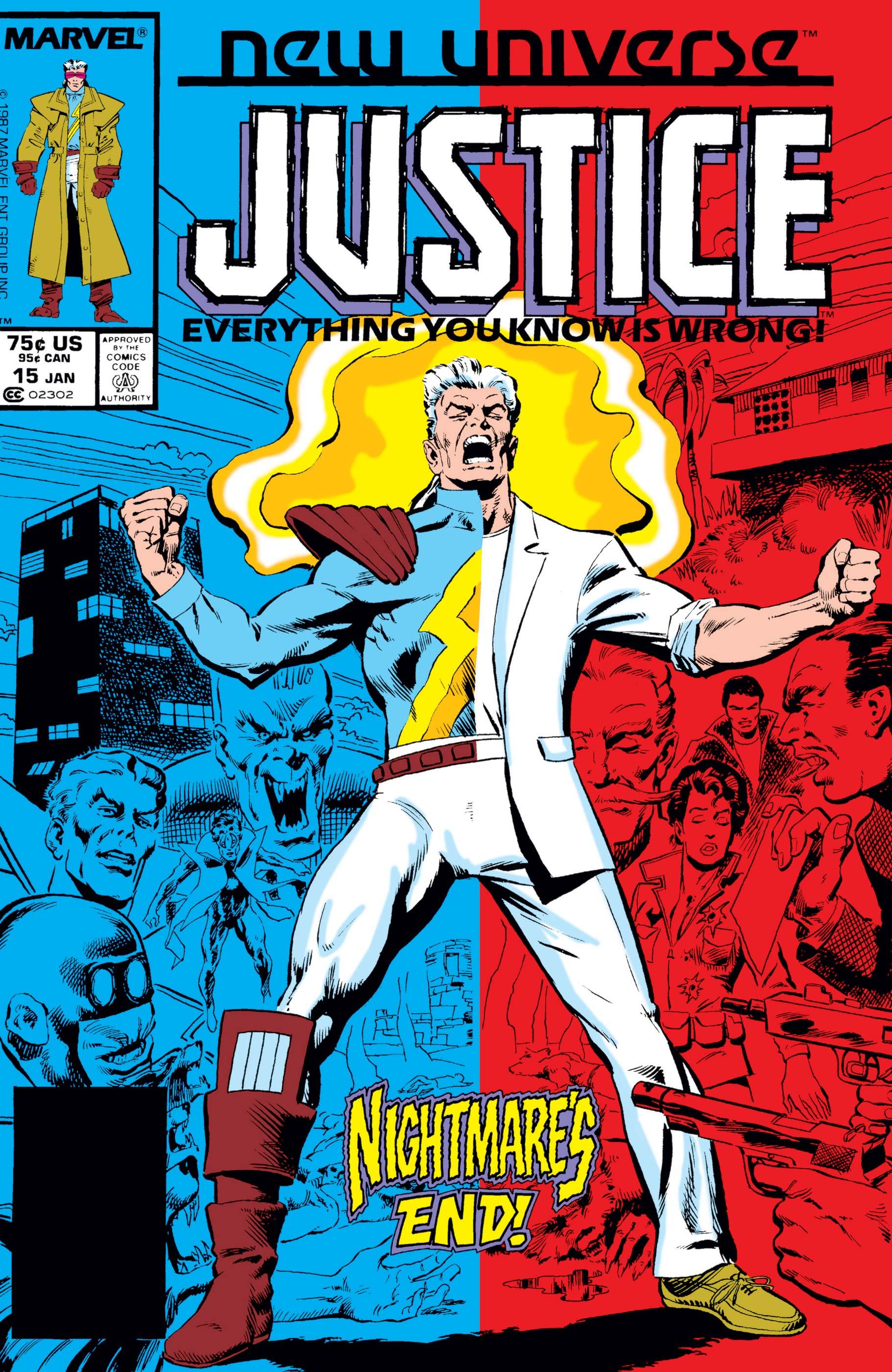 Justice (1986) #15