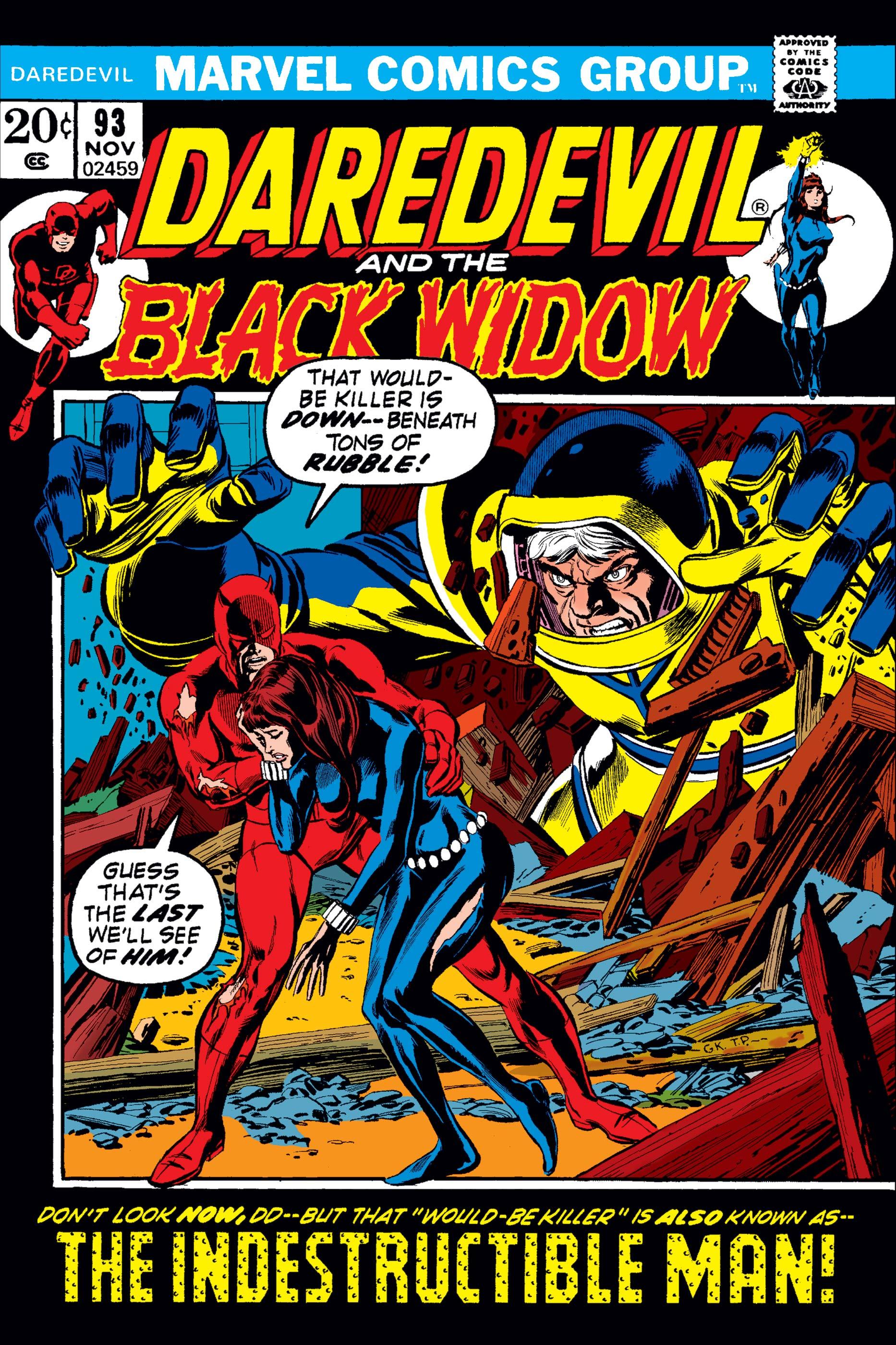 Daredevil (1964) #93