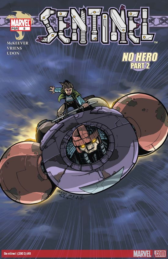 Sentinel (2003) #8
