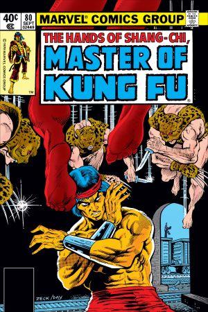 Master of Kung Fu (1974) #80