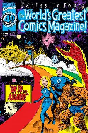 Fantastic Four: World's Greatest Comics Magazine #10