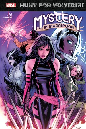 Hunt for Wolverine: Mystery in Madripoor (Trade Paperback)