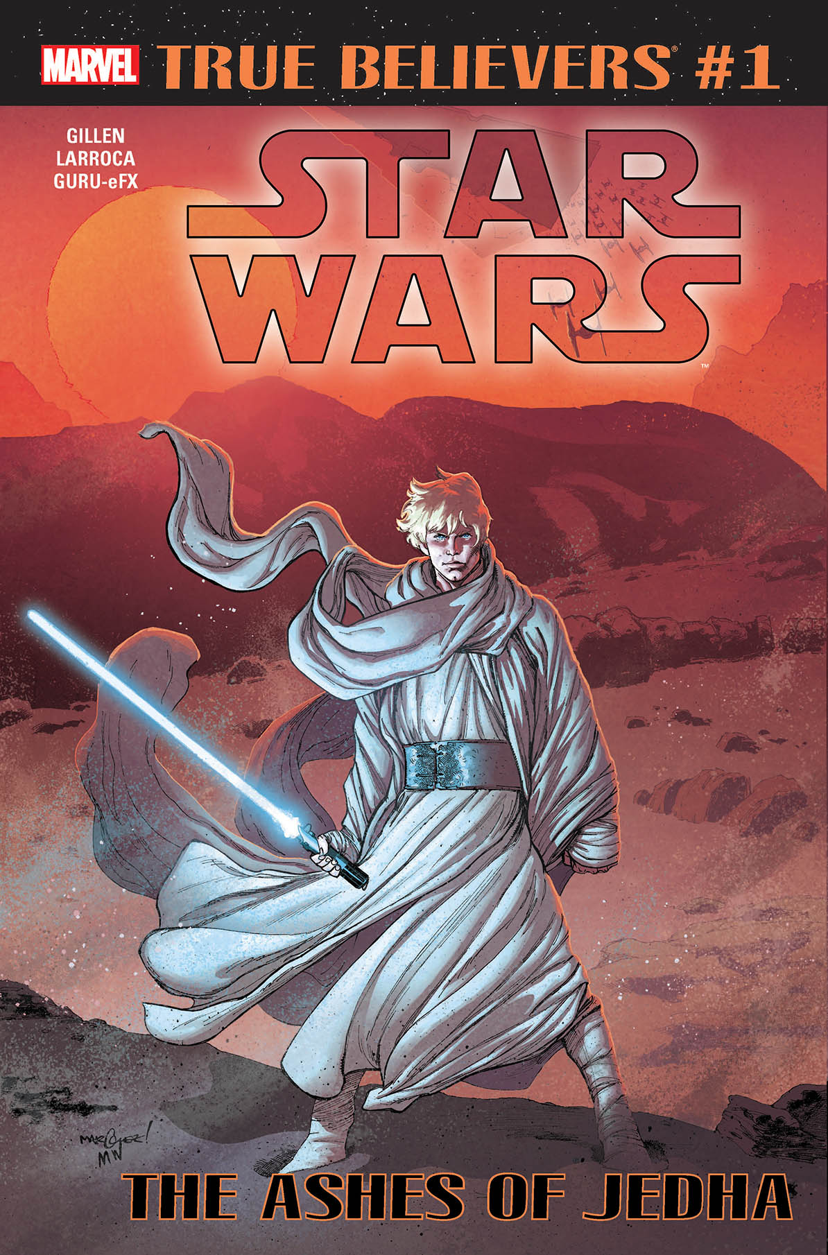 True Believers: Star Wars - The Ashes of Jedha (2019) #1