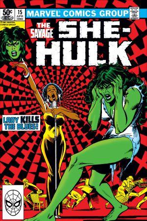 Savage She-Hulk (1980) #15