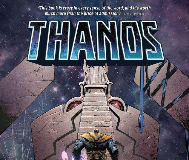 THANOS BY DONNY CATES HC #1