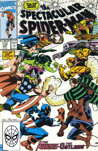 Peter Parker, the Spectacular Spider-Man (1976) #170