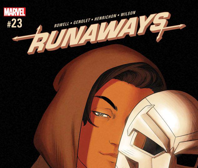 Runaways #23