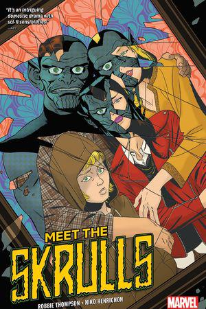 Meet The Skrulls (Trade Paperback)