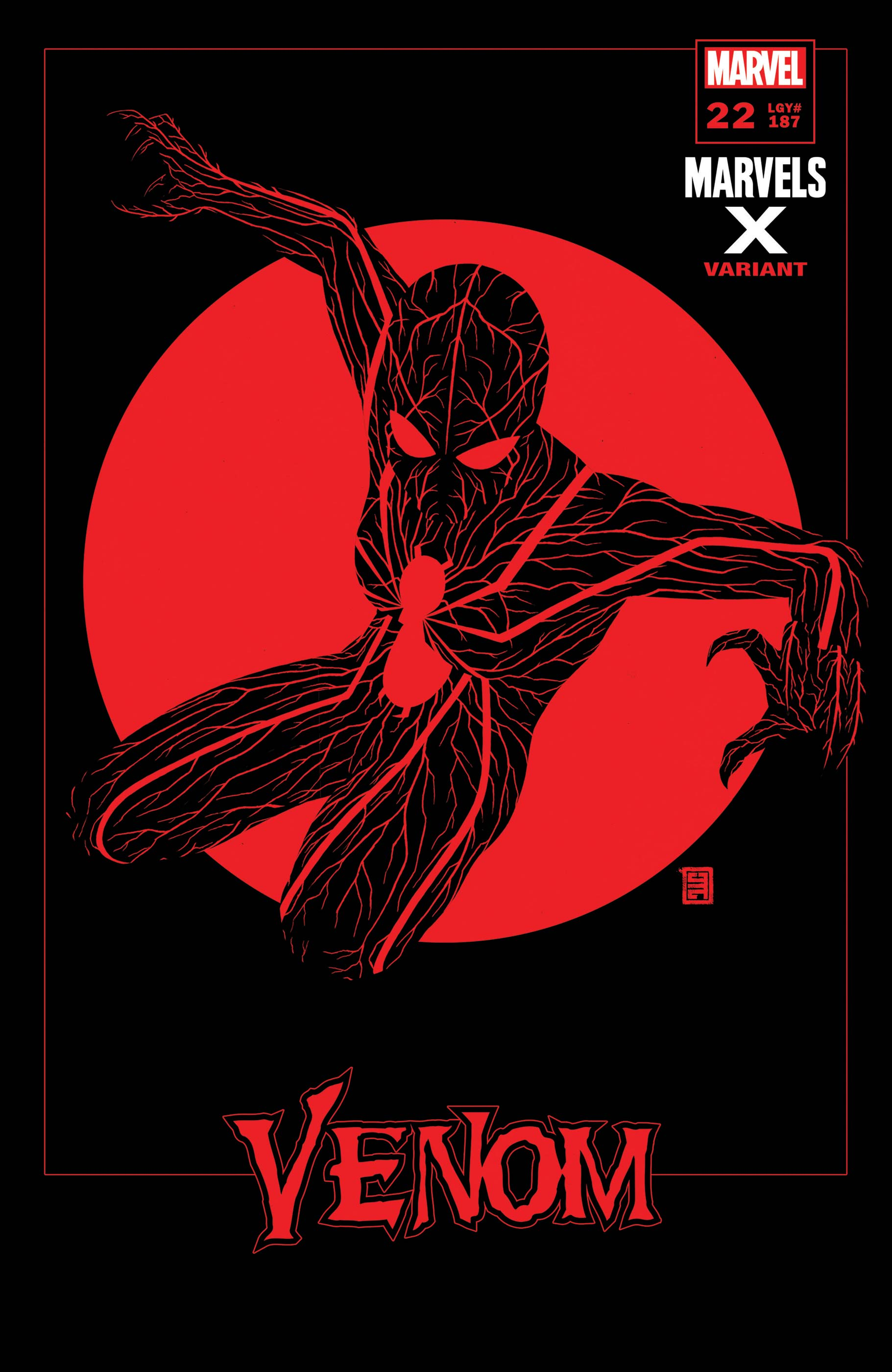 Venom (2018) #22 (Variant)
