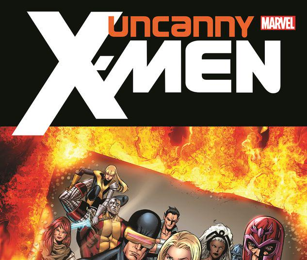 UNCANNY X-MEN BY KIERON GILLEN: THE COMPLETE COLLECTION VOL. 2 TPB #2