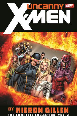 Uncanny X-Men By Kieron Gillen: The Complete Collection Vol. 2 (Trade Paperback)