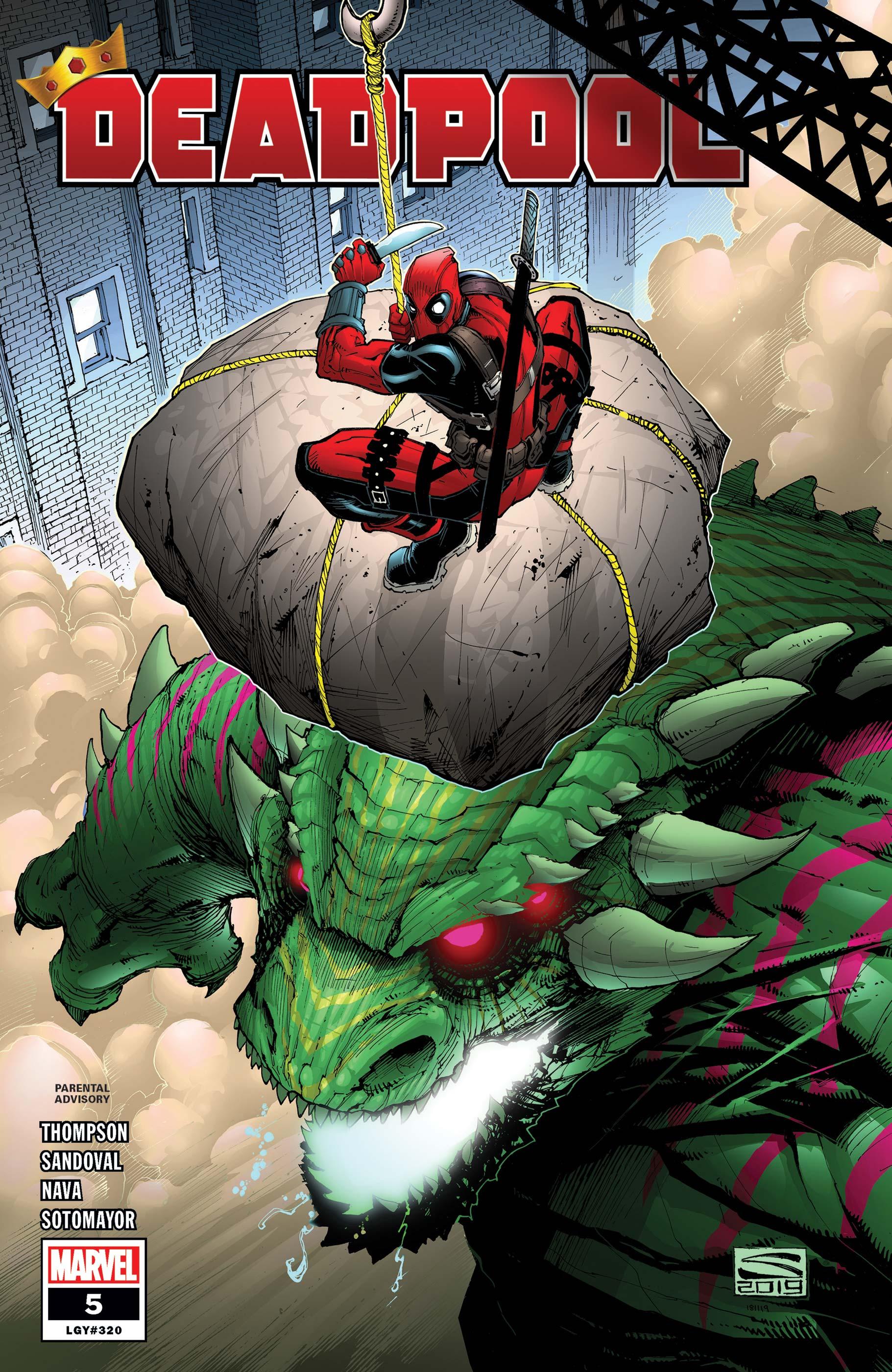 Deadpool (2019) #5