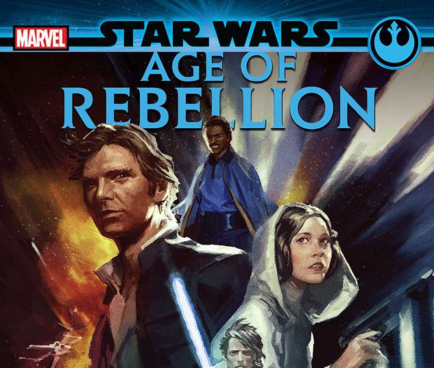 STAR WARS: AGE OF REBELLION HC #1
