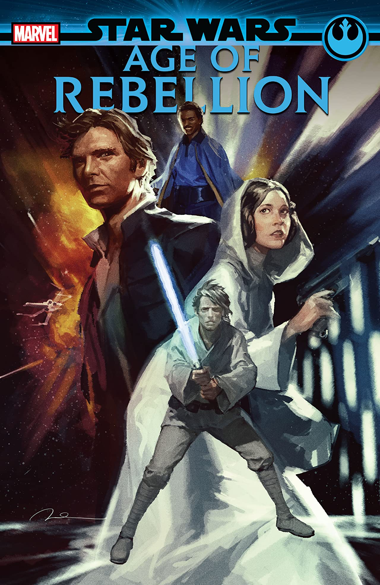 Star Wars: Age of Rebellion (Hardcover)