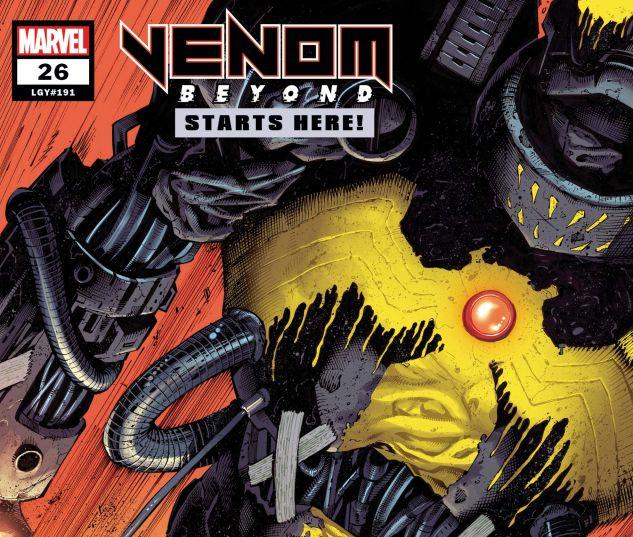 cover from Venom (2018) #26