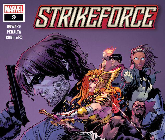 Strikeforce #9