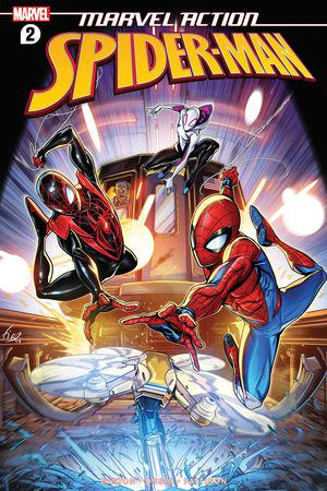 Marvel Action Spider-Man (2020) #2