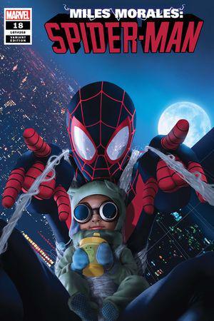 Miles Morales: Spider-Man #18  (Variant)