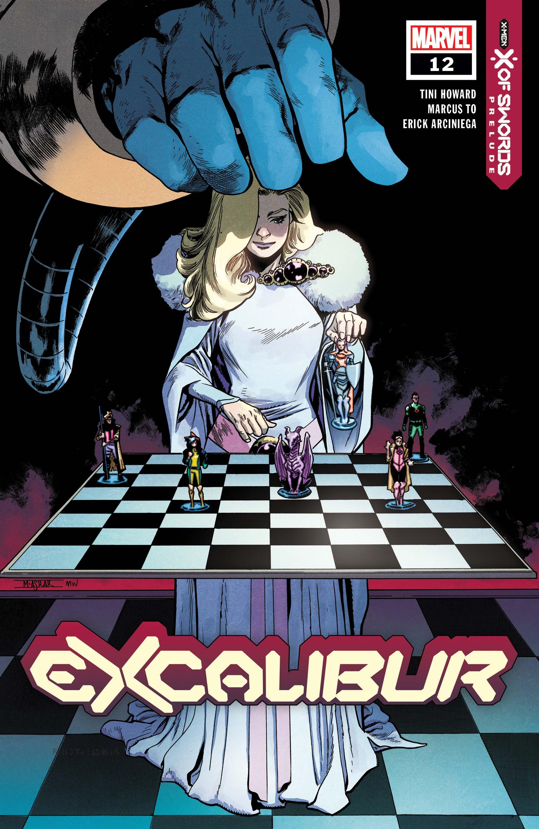 Excalibur (2019) #12
