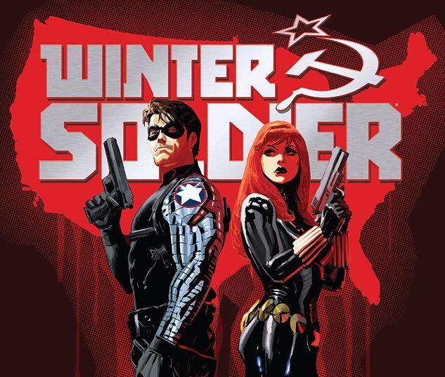 WINTER SOLDIER BY ED BRUBAKER: THE COMPLETE COLLECTION TPB #1