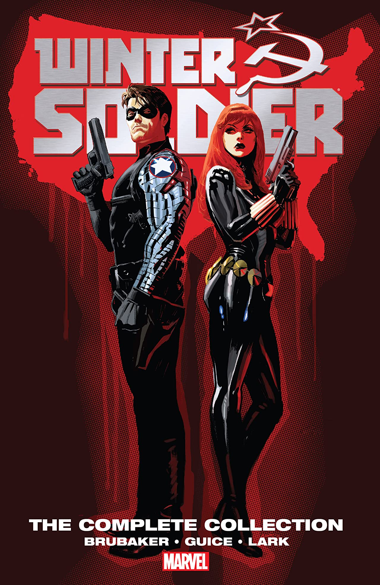 Winter Soldier By Ed Brubaker: The Complete Collection (Trade Paperback)