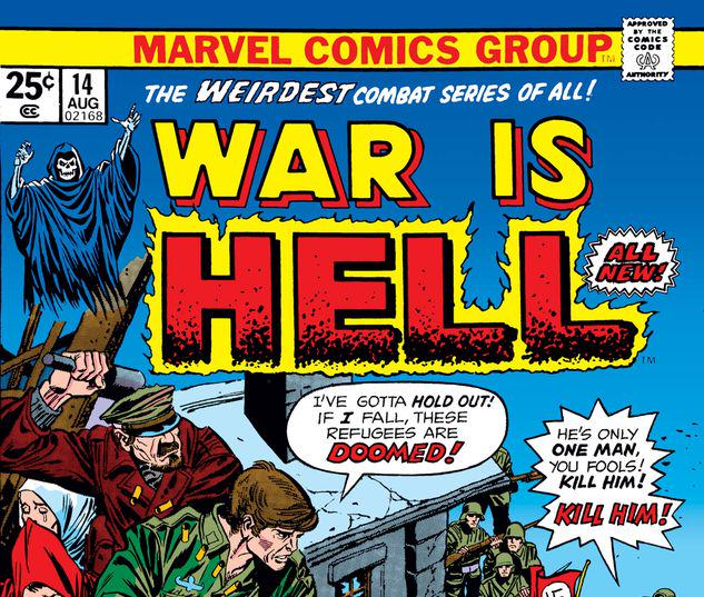 War Is Hell #14