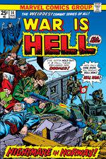 War Is Hell (1973) #14 cover