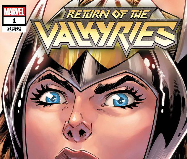 King in Black: Return of the Valkyries #1
