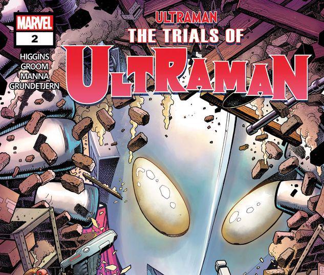 The Trials of Ultraman #2
