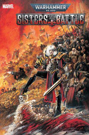 Warhammer 40,000: Sisters of Battle (2021) #1 (Variant)