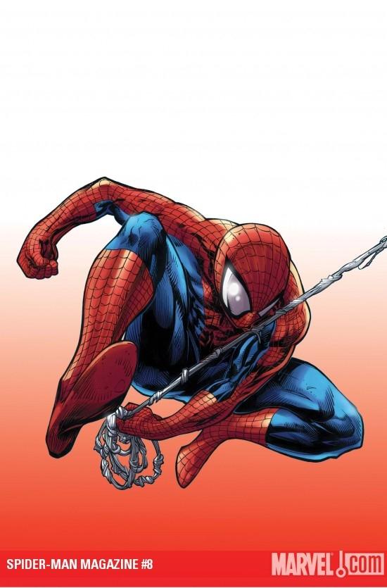 Spider-Man Magazine (2008) #8