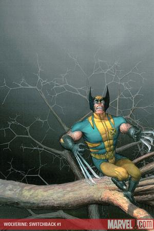 Wolverine: Switchback #1