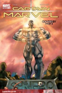 Captain Marvel (2002) #20
