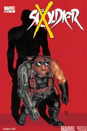 Soldier X #4
