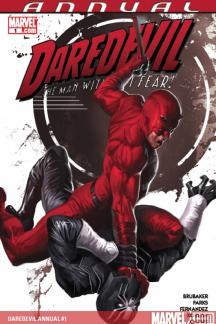 Daredevil Annual (2007) #1