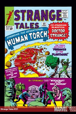 Strange Tales (1951) #121