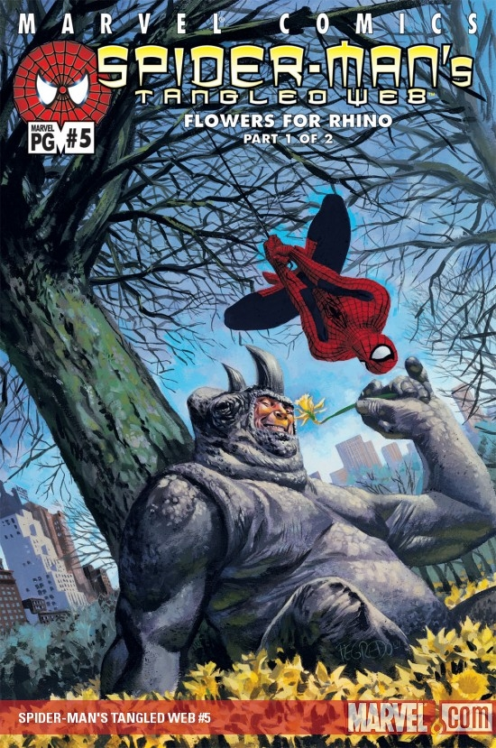 Spider-Man's Tangled Web (2001) #5