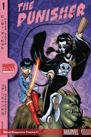 MARVEL MANGAVERSE: PUNISHER 1 #1