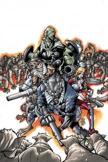 Nick Fury's Howling Commandos #4