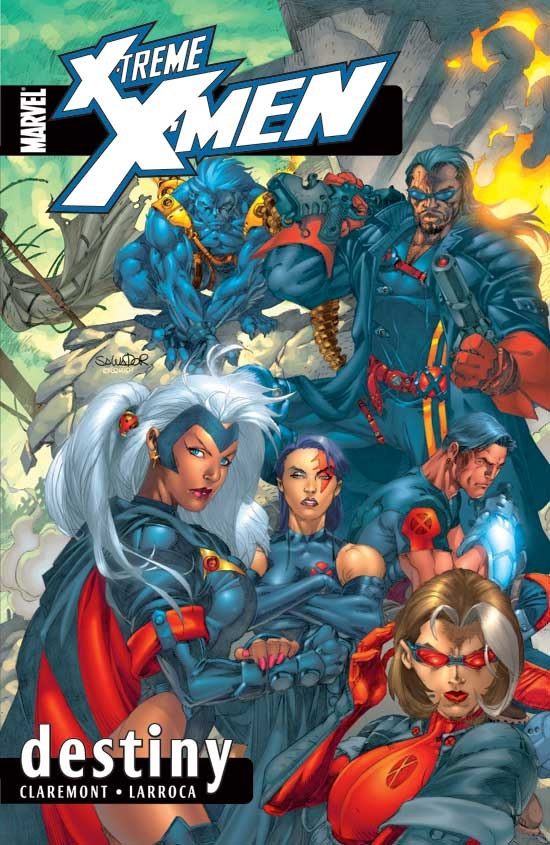 X-Treme X-Men Vol. I (Trade Paperback)