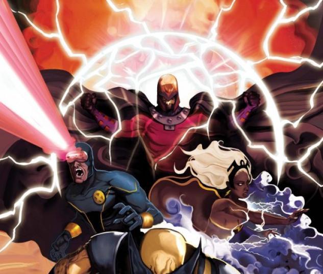 Origins of Marvel Comics: X-Men (2010) #1